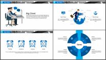 【两种配色】画册风公司介绍企业宣传品牌推广PPT示例7