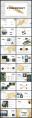 素白铂金高端商务总结策划提案通用模板示例7