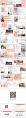 【时尚•简约】杂志式排版PPT模板四套合集示例2