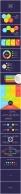 【四色扁平化】超实用SWOT关系ppt示例8