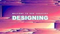 【创意抽象】现代商务高品质多排版简约模板