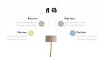 【典雅清新】产品介绍模板02示例3