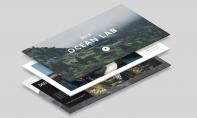 【FREE】高质量精品商务杂志风PPT模板示例2