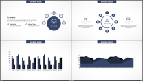 大气极简点线创意商务模板第二十九弹示例7