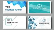 【简约合集】4套不同风格商务模板