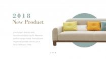 【典雅清新】产品介绍模板02示例2