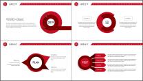【商务大咖】大气简约公司企业工作策划方案汇报PPT示例3