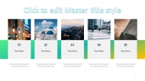 【惠】城市渐变商务模板示例3