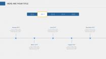 【轻设计】简约但实用的商务素色模板23示例3