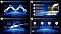 【动态】IOS风格超实用大气简约图形化商务报告17示例4