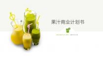 绿色果汁商业计划书