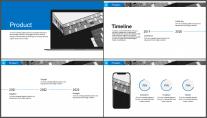 【两种配色】画册风公司介绍企业宣传品牌推广PPT示例5