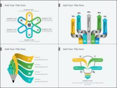 25套清新精致实用简美信息图