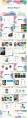 【创意水彩】现代商务汇报工作总结模板示例3