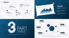 2014超实用大气简约可视化商务报告5示例6