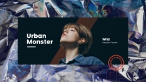 【野生】Urban Monster
