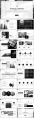 【黑·白】大气简约工作实用型PPT模板01示例8
