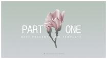 【视觉植物】创意可视化文化时尚高雅文艺多用途模版示例3