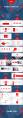 经典红色杂志风图文混排PPT模板示例8