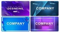 创意商务汇报计划总结模板【含四套】