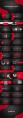 红与黑简约大气模板第四十四弹示例8