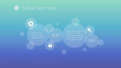 【精致简约&苹果艺术】大气IOS科技范商务汇报介绍示例6
