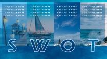 【海洋蓝】欧美简约实用商业计划书PPT模板示例6