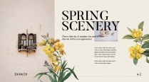 【春日小品】喜歡春天嗎示例5