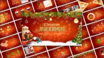 【圣诞&元旦】金红系节日喜庆主题模板
