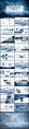 水纹-大气简约通用商务报告策划模板示例7