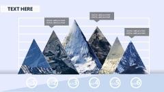 【山体元素大气模板 1】 提案 报告 论文 简历 示例4