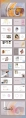 【林深见鹿】清新文艺四套模板示例5