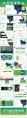 2018绿色极简时尚网页风PPT模板示例8