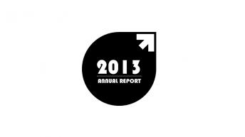 2013欧美风黑白简约商务汇报总结PPT模板