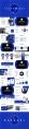 【极简美学】蓝色科技互联网企业介绍工作汇报PPT示例8