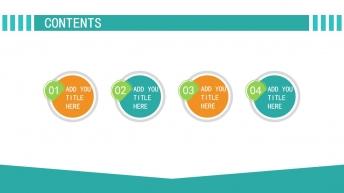 酷炫·大气·时尚·商务报告模板系列5示例3