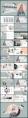【四套合集】复古文艺风总结报告模板示例4
