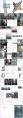 【蓝绿渐变】大气极简欧美风商业计划书示例8