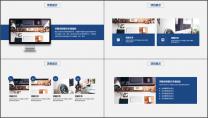 科技IT互联网工作总结汇报PPT模板示例5
