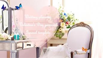 【婚禮系列】「愛的下一頁」婚慶 情人節 婚禮策劃