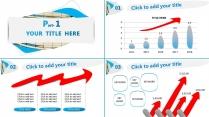 大气通用蓝色商务PPT模板113示例4