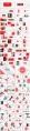 红色现代简约商务汇报创意多排版商务模板【含四套】示例7