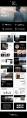 【黑色】白色欧美纯色简约扁平化品牌报告模板示例3