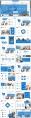 【潮流商务】创意极简混排多用途模板示例3