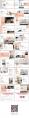 【时尚•简约】杂志式排版PPT模板四套合集示例3