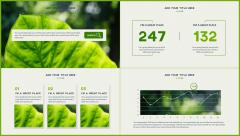 自然·墨迹·时尚·大气·商务模板01示例6