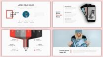 【设计感】清新简约杂志风PPT模板12示例5