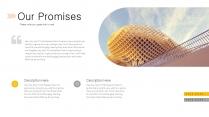 【简而不凡】干净设计羽毛创意 时尚视觉多用途模版示例5