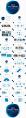 简约清新通用商务报告模板 第22弹-蓝色示例3