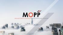 MOPP_3_橙黑灰专业商业计划书示例2